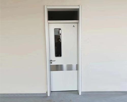 白色医院专用门