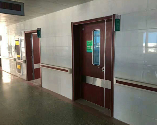 枫木病房专用门
