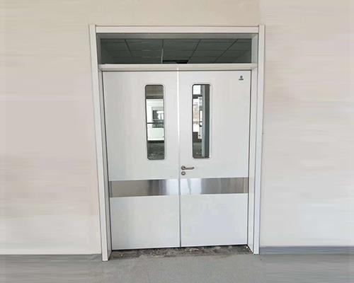 白色系医院专用门