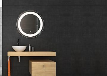 智能LED浴室镜
