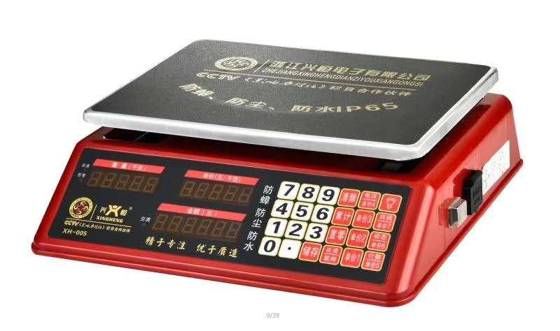 云南電子秤廠家
