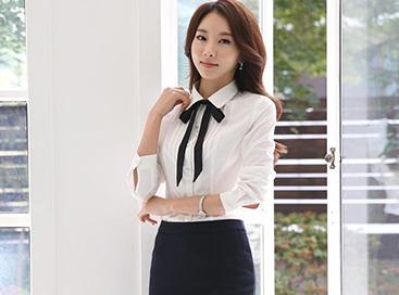 短袖职业装、连衣裙