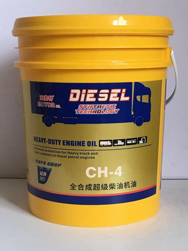 CH-4全合成超�柴油�C油16L/18L