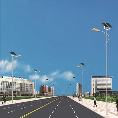 拉萨市太阳能路灯