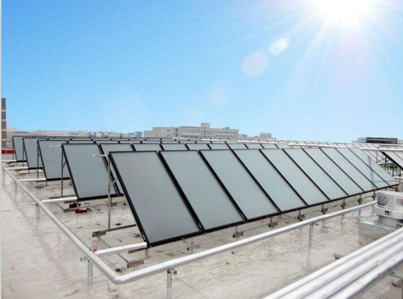 平板太阳能集热系统