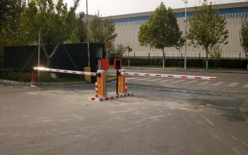 景区停车自动识别系统