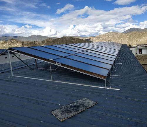太阳能电池板案例