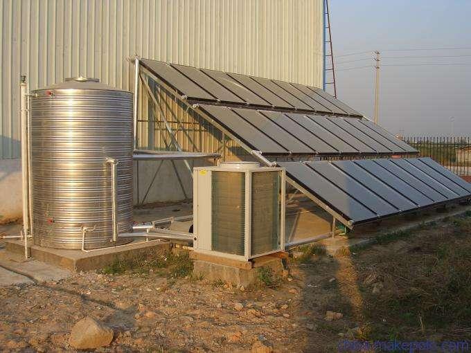 太阳能空气源热泵