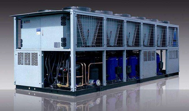 螺杆式空气源热泵