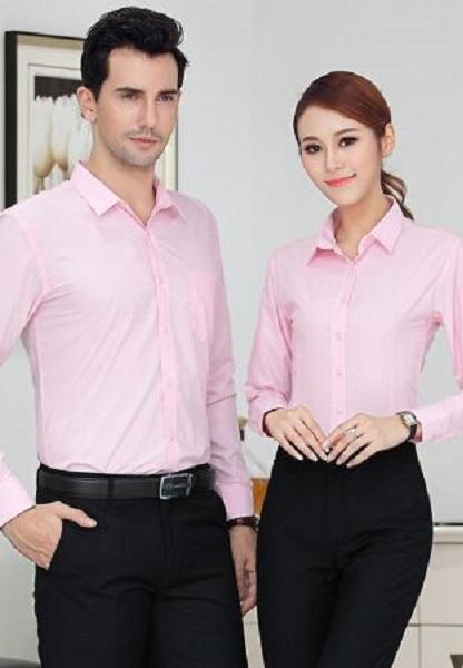 团体工作衬衫