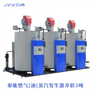 重慶燃氣蒸汽發生器廠