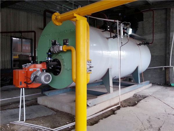 重庆天然气锅炉安装