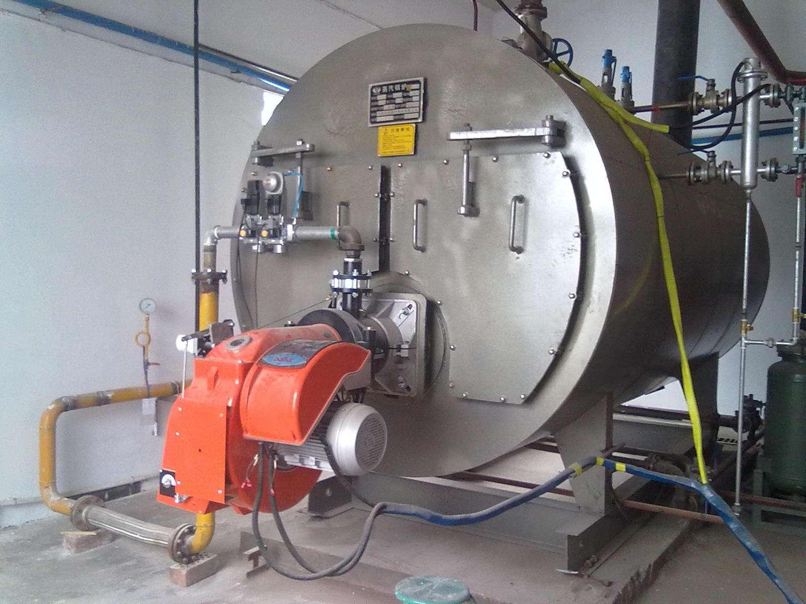 重庆燃油蒸汽锅炉安装