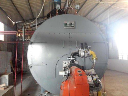 燃气天然气锅炉操作