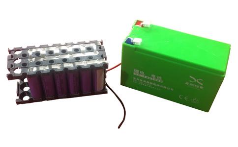 优质喷雾器锂电池