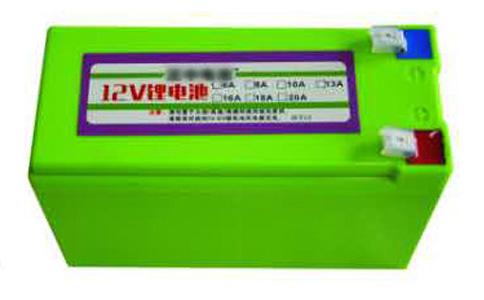 12V电子秤锂电池