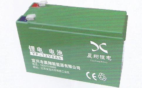 12V8AH喷雾器锂电池