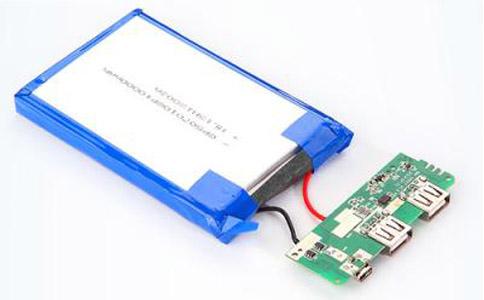聚合物锂电池移动电源