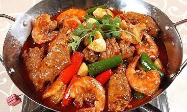 重庆干锅鸡翅培训