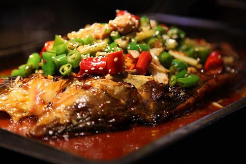 重庆学习烤鱼