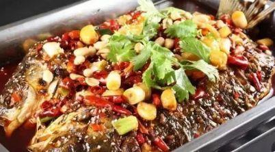 重庆学做烤鱼