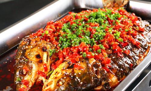 重庆好吃的烤鱼