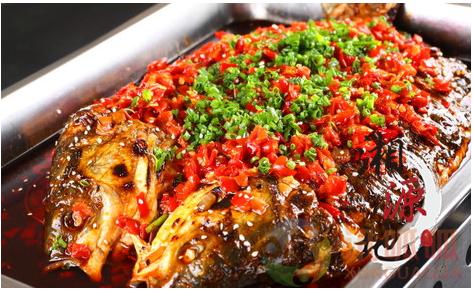重庆烤鱼涮锅