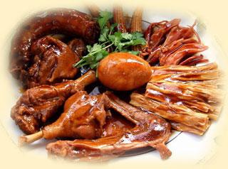重庆卤菜选择