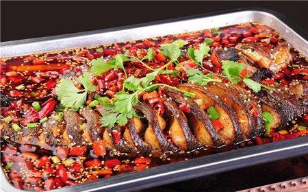 重庆烤鱼学习