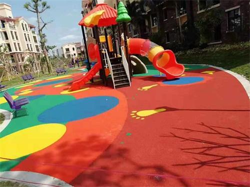 EPDM塑胶铺装地板