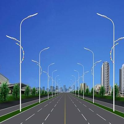 市电led路灯