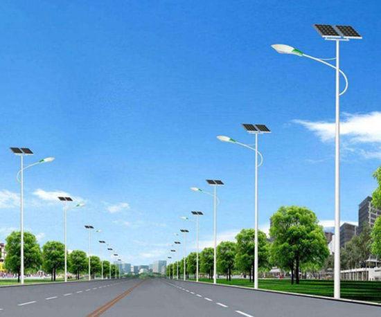 6米40瓦太阳能路灯