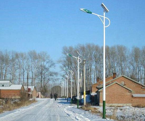 6米30瓦太阳能路灯