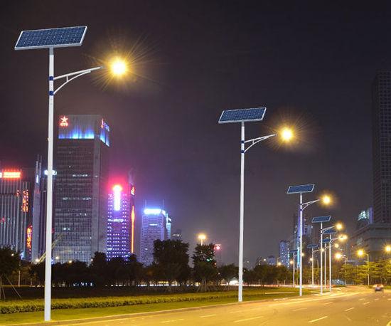 5米40瓦太阳能路灯