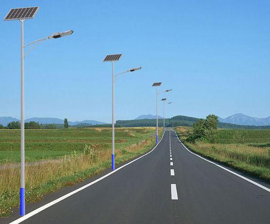 5米30瓦太阳能路灯