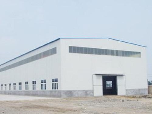 拉萨钢结构厂房