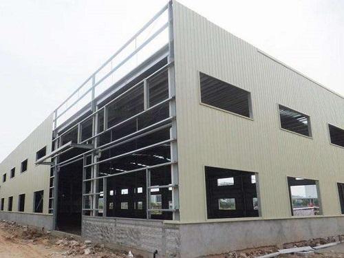 拉萨防水式钢结构房屋