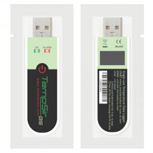 USB/PDF一次性温度记录仪