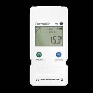一次性温湿度记录仪