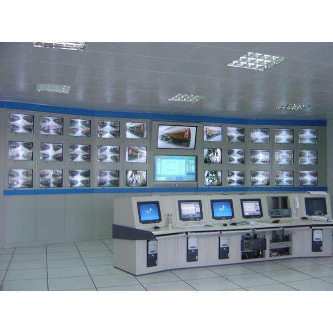 南京监控电视墙