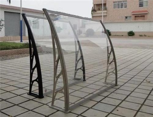 武漢鋁合金雨棚製作