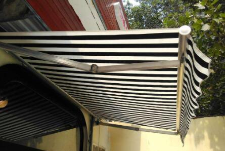 遮阳棚雨篷