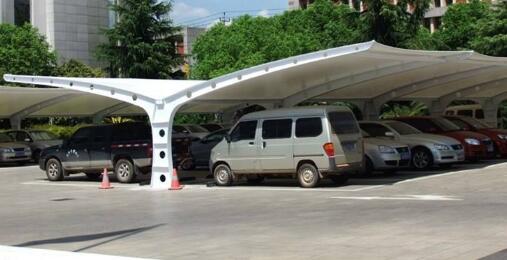 停車棚遮陽棚
