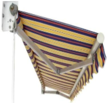 伸縮遮陽篷