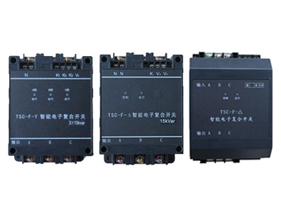 TSC-F系列智能电子复合开关
