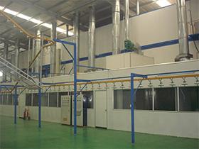 武汉粉末静电喷涂设备