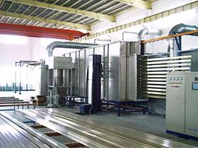 武汉静电自动喷粉设备