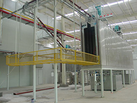 环保喷塑设备厂家