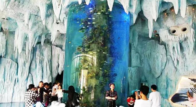 成都亚克力水族馆