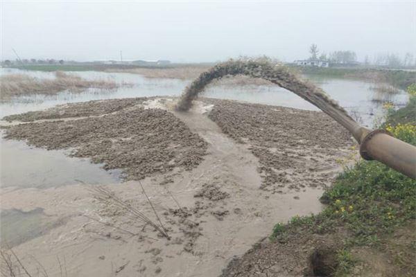 汉口河道清淤